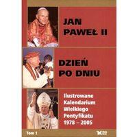 Jan Paweł II Dzień po dniu T 1-2 - Gabriel Turowski (opr. twarda)