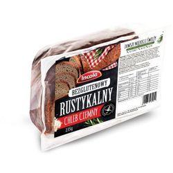 Chleb rustykalny ciemny bezglutenowy 235g Incola (5902768989250)
