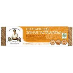 Pierwoje reszenie, rosja Babuszka agafia organiczna witaminowa  wzmacniająca dziąsła 75ml