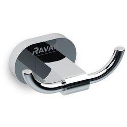 chrome haczyk wieszak podwójny chrom cr 100 x07p186 marki Ravak