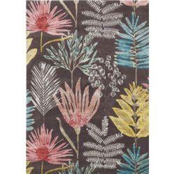 Fioletowy dywan z motywem roślinnym Yasuni Cerise, Fioletowy dywan z motywem roślinnym Yasuni Cerise_20200102114815