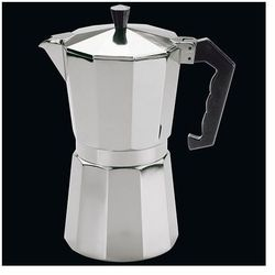 Kawiarka aluminiowa Cilio na 3 filiżanki espresso