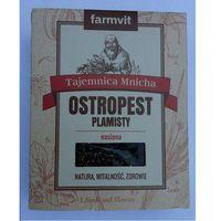 Ostropest plamisty nasiona - natura witalność zdrowie - Farmvit - 200g (5903111666163)