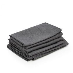 titania dining set pokrowce tapicerskie 10 części 100% poliester kolor ciemnoszary marki Blumfeldt