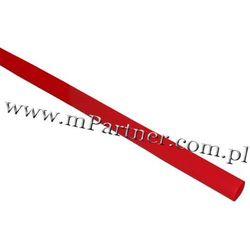 Rura termokurczliwa elastyczna V20-HFT 6/3 10szt czerwona - sprawdź w wybranym sklepie