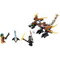 Ninjago Smok Cole'a 70599 marki Lego [zabawka]