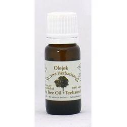 Olejek zapachowy naturalny drzewo herbaciane 7 ml, marki Bamer