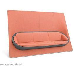 Sofa WYSPA 32 ze ścianką (sofa) od EFEKT STYLE Meble i fotele biurowe