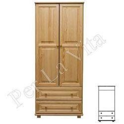 Szafa drewniana D2 Nr4 WIESZAK