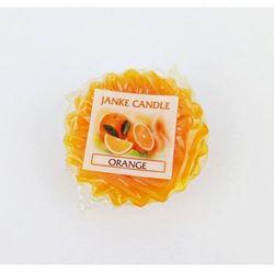 Wosk zapachowy Pomarańcza i Wanilia Janke Candle (olejek eteryczny)