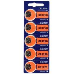 5 x bateria litowa mini Sony CR1220 - sprawdź w wybranym sklepie
