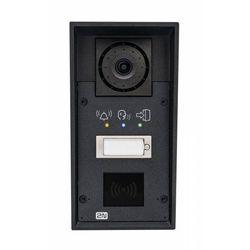 2n helios ip force domofon jednoprzyciskowy, kamera, piktogramy, możliwość rfid (8595159506494)