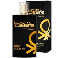 Sexual health series Love&desire premium edition - męskie perfumy z feromonami
