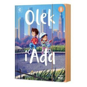 Olek i Ada. Pięciolatek. Poziom B. Pakiet, Wydawnictwo Mac Edukacja