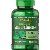 Saw palmetto 450 mg / 100 kaps puritan's pride od producenta Puritan's pride usa