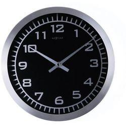 Zegar ścienny Blacky 45 cm, kolor Zegar