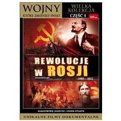 Rewolucje w rosji (dvd) -  wyprodukowany przez Imperial cinepix