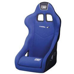 Fotel OMP TRS MY14 niebieski (homologacja FIA) z kategorii Fotele sportowe