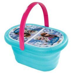 Koszyk piknikowy Frozen, Smoby z Satysfakcja