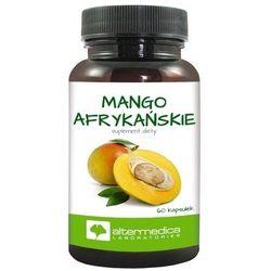 Mango afrykańskie ekstrakt 400mg 60 kaps., produkt z kategorii- Tabletki na odchudzanie