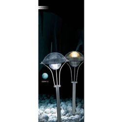 solar lampa solarna led stal nierdzewna, 1-punktowy - nowoczesny - obszar zewnętrzny - solar - czas dostawy: