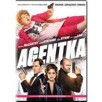 Agentka (DVD) - Paul Feig