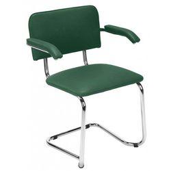 Krzesło SYLWIA s arm - do poczekalni i sal konferencyjnych, konferencyjne, na nogach, stacjonarne, SYLWIA S ARM