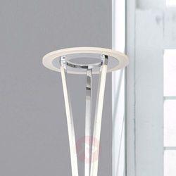 lampa podłogowa led seattle 4lmp, 1x35w, 2400lm / 3x25w, 1600lm (3705.04.01.0000) darmowy odbiór w 21 miastach! marki Wofi