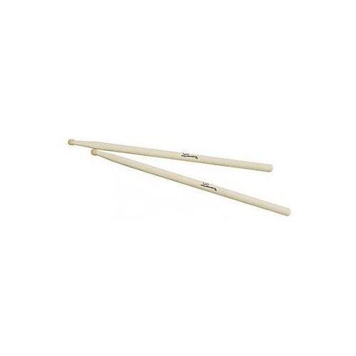 Dimavery DDS-Marchingsticks, maple, white, pałki perkusyjne z kategorii Pałki perkusyjne