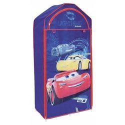 DISNEY CARS AUTA SZAFA ORGANIZER PÓŁKA POJEMNIK (3700057127565)