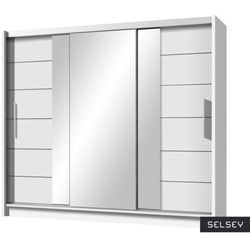 SELSEY Szafa Urania 250 cm (5903025496450)
