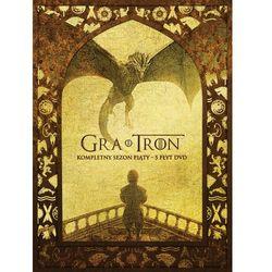 GRA O TRON, SEZON 5 (5 DVD) (7321909340015)