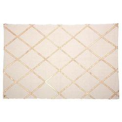 Mata łazienkowa, DYWANIK na podłogi, 90 x 60 cm