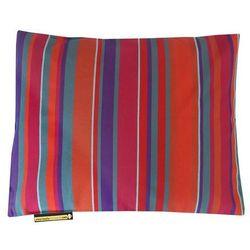 Poduszka hamakowa duża, czerwono-błękitny HP