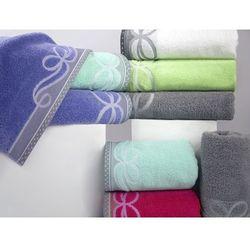Komplet 2 ręczników amarante kok 50 i 70 fioletowy- marki Greno