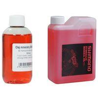 Olej__100 olej mineralny shimano do hamulców hydraulicznych 100 ml marki Shimano