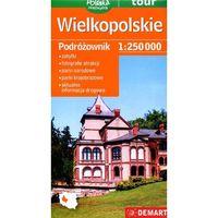 Wielkopolskie podróżownik mapa samochodowa (1 str.)