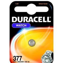 Bateria srebrowa mini  377-376 / g4 / sr626sw wyprodukowany przez Duracell