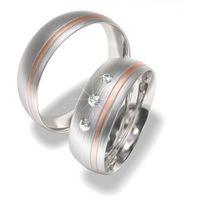 Obrączki ślubne z stali nierdzewnej 7022-2 (Obrączki ślubne)