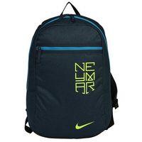 Nike Performance NEYMAR Plecak armory navy/volt