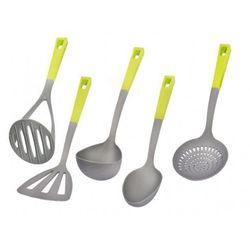 Fackelmann Zestaw przyborów kuchennych z kolekcji sana 5 elementów