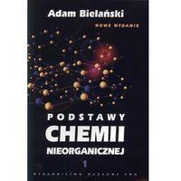 Podstawy chemii nieorganicznej t.1 (550 str.)