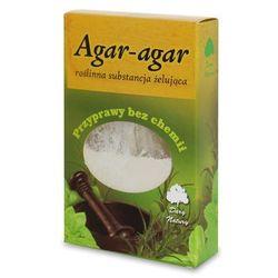 Agar-agar 30g -  wyprodukowany przez Dary natury