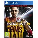 NBA Live 14, gra na PS4