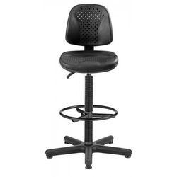 Krzesło specjalistyczne LABO gts ts06 + ring base - obrotowe, LABO GTS ts02 RING BASE