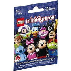 Lego Minifigures KOLEKCJA MINIFIGUREK KOMPLET 16 el. - PRZEDSPRZEDAŻ - OD 9.05. 71012, zestaw z el. z zakresu