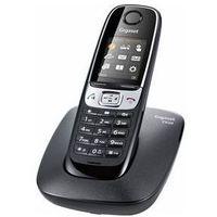 Siemens Telefon domowy  c620 (844602/s30852-h2403-s151) czarny