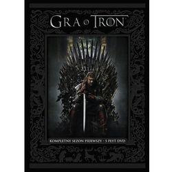 Gra o Tron. Sezon 1 (5 DVD) - produkt z kategorii- Seriale, telenowele, programy TV