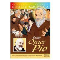 Praca zbiorowa Święty ojciec pio + film (bajka) dvd