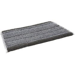 Vikan Mop dampdry 31, do czyszczenia na sucho lub wilgotno, na rzepy, szary, 250 mm,  547625